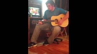 Brand New Girlfriend by Steve Holy guitar cover