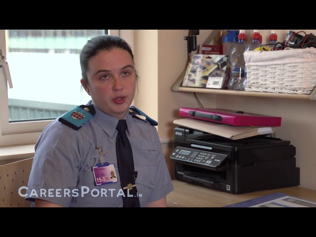 Aoife O'Malley - Garda Trainee