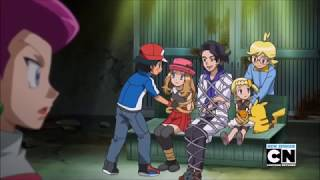 Ash Ignores Team Rocket's Motto