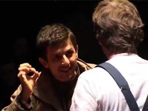 Προεσκόπηση βίντεο της παράστασης Σφαγείο.