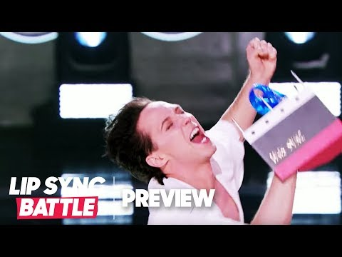 "Johnny Weir Slays Celine Dion's ""My Heart Will Go On"" 