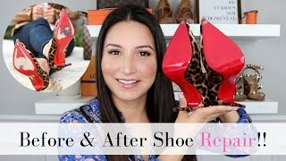 HOW TO PROTECT YOUR LOUBOUTIN And Other Shoes | LuxMommy