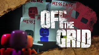 Stikbot   OFF THE GRID ☠️ - S1 Ep. 1