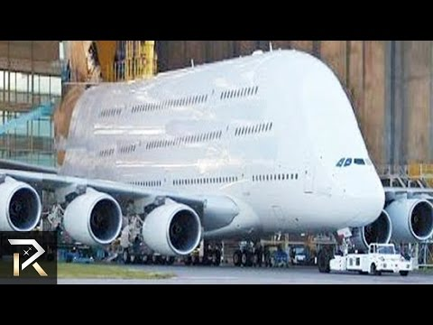 The World's Biggest Aircraft Ever Built
