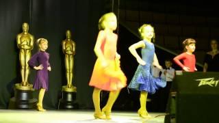 Латиноамериканские танцы для детей