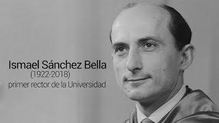 Ismael Sánchez Bella: Pasión por la investigación