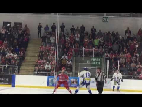 Patrick Bordeleau vs. Garrett Klotz