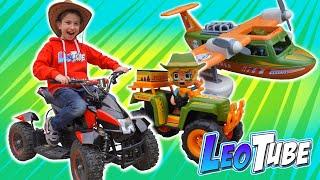 LEO y los Animales PinyPon