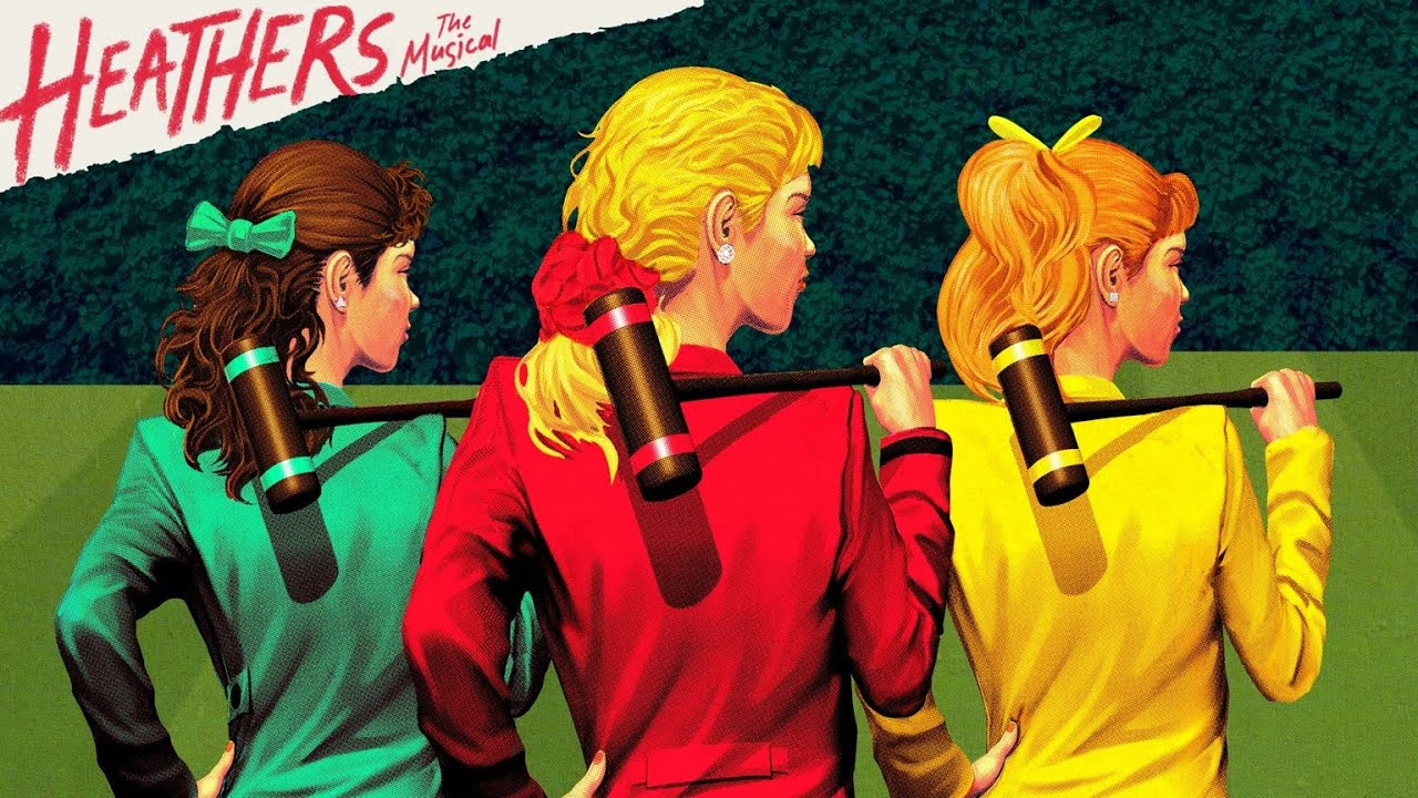 Meant To Be Yours Lyrics Heathers The Musical