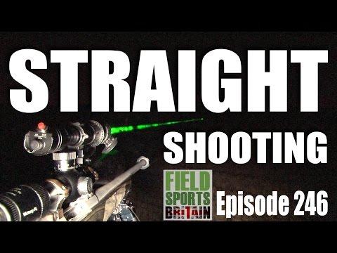 Fieldsports Britain – Straight Shooting