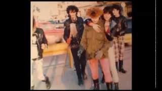 1980's Punks in Thessaloniki / Greece