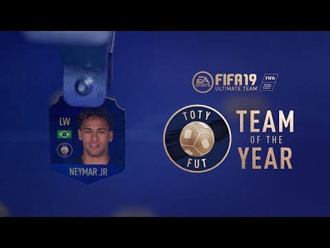FIFA 19 Ultimate Team   Team Of The Year