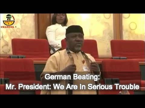 German Beating: A Warning Signal To Nigerian Political Class