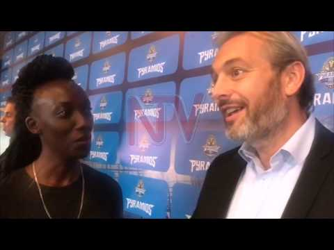 Uganda Cranes coach Desabre revisits his time in Uganda