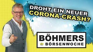 Erneuter Aktien-Crash durch Corona? Berichtssaison könnte böse Überraschungen hervorbringen!