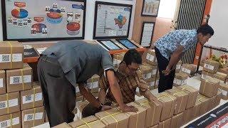 Lebih dari 4 Ratus Ribu Surat Suara Pilgub Jateng Telah Diterima KPU Solo