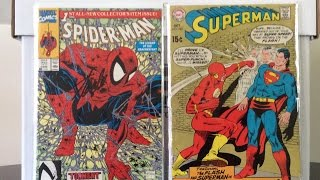 Comic Book Haul #27 ( My First Stan Lee Sig & Some Other Cool Shiz! )