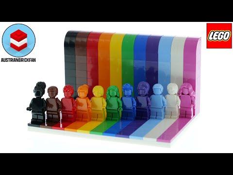 Vidéo LEGO Adults Welcome 40516 : Tout le monde est génial