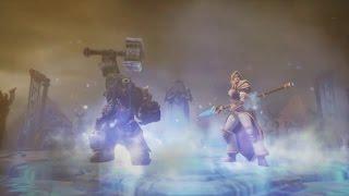 BlizzCon 2014 介紹影片-暴雪英霸
