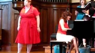 I Need a Hero by Karen Kriner at the Unitarian Church of Norfolk