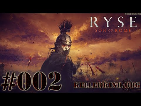 Ryse: Son of Rome [HD|60FPS] #002 - Für die Familie ★ Let's Play Ryse