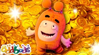 Oddbods  🔴  FUSE TO THE RESCUE | Cartoons For Kids