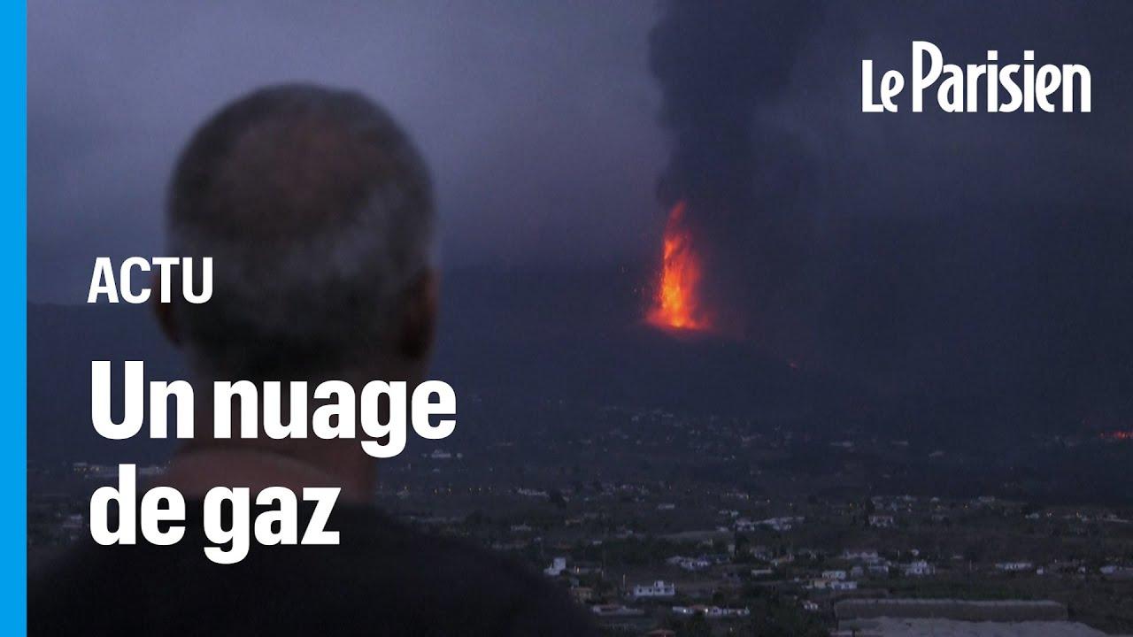 Volcan aux Canaries : un nuage chargé de dioxyde de soufre arrive sur la France