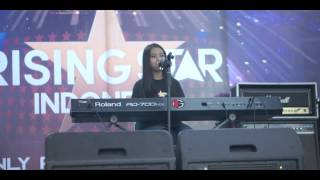 Hanin Dhiya Meet n Greet Rising Star Indonesia @PGC 30 Nov 2014