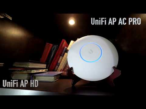 INSANE Wi-Fi | UniFi HD vs AC PRO