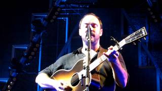 Belly Full - Song Debut - DMB - Dave Matthews Band - IZOD Center - East Rutherford, NJ - 11/30/12