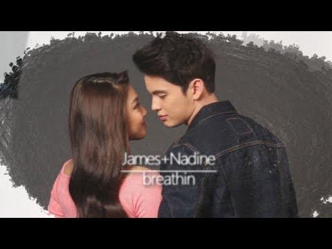 James & Nadine II breathin