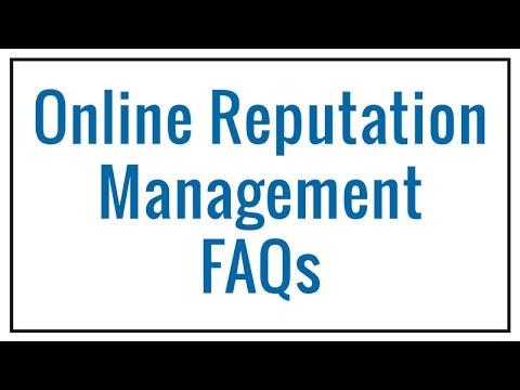 Disadvantages Of Online Reputation Management