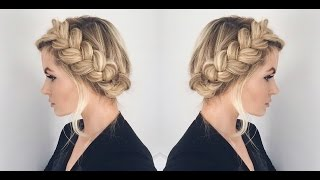 TUTORIAL | Halo Braid Tutorial
