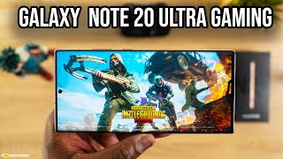 Samsung Galaxy Note20 Ultra Gaming First Look!
