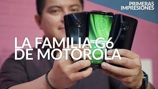 Moto G6 y Moto E5 llegan México, PRIMERAS IMPRESIONES