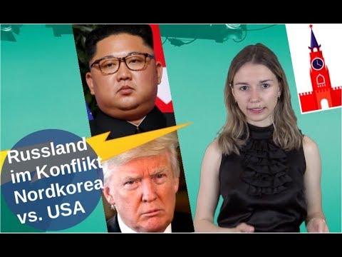 Russland im Konflikt Nordkorea-USA [Video]