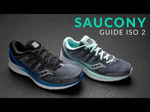 Saucony Guide ISO 2 – Running Shoe Overview