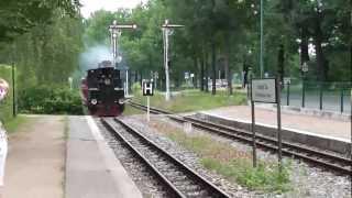 preview picture of video 'Parkeisenbahn Cottbus'