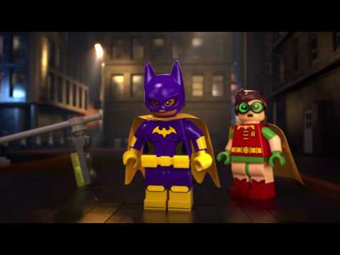 Vidéo LEGO The Batman Movie 70902 : La poursuite en catmoto de Catwoman