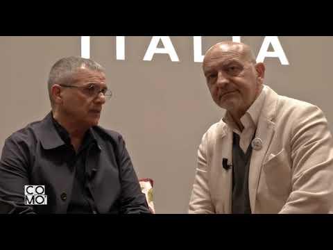 Intervista all'architetto Saverio Calia @ Salone del Mobile 2019
