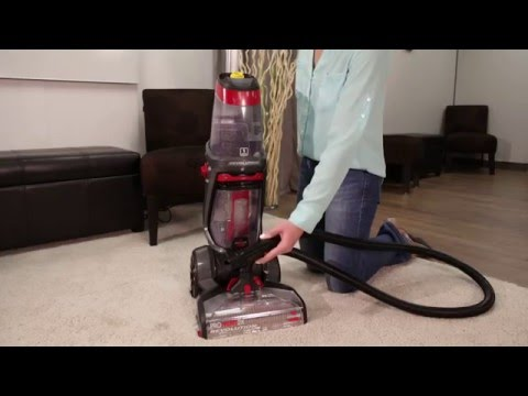 ProHeat 2X® Revolution™ Deep Cleaner - Hose Is Not Spraying | 1548