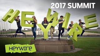 Heywire lets young regional and rural Australians tell their story and make
