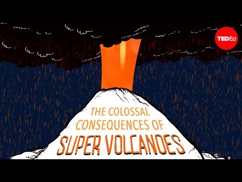 the devastating effects of volcano eruptions in the us Explaining volcanism on iceland – a review of the mechanism  3 health effects due to volcanic eruption  had devastating effects on human populations,.