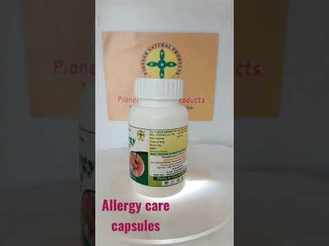 Allergy Care Capsule 60 Capsule