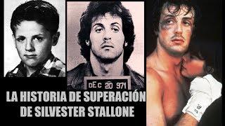 La Historia De Superación De Silvester Stallone Y Razón Por La Que Ya No Lo Vemos.