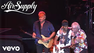 Air Supply - Making Love Out of Nothing At All (Live In Hong Kong)