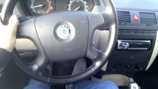 Špatný rozjezd vozidla