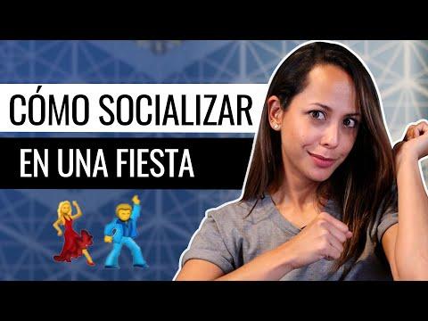 Cómo Socializar Con Las Personas - Cómo Actuar En Una Fiesta