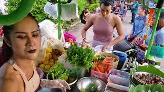 คลิปดังในอดีต ยุคซาเล้ง..Hot สุดขีด เจ้เบียร์คนละยำป้ากบเพื่อนรู้ใจ Raw spicy seafood Salad Thailand