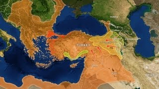 Turkey - Geography